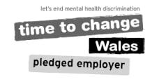 Time to change mental health accreditation logo