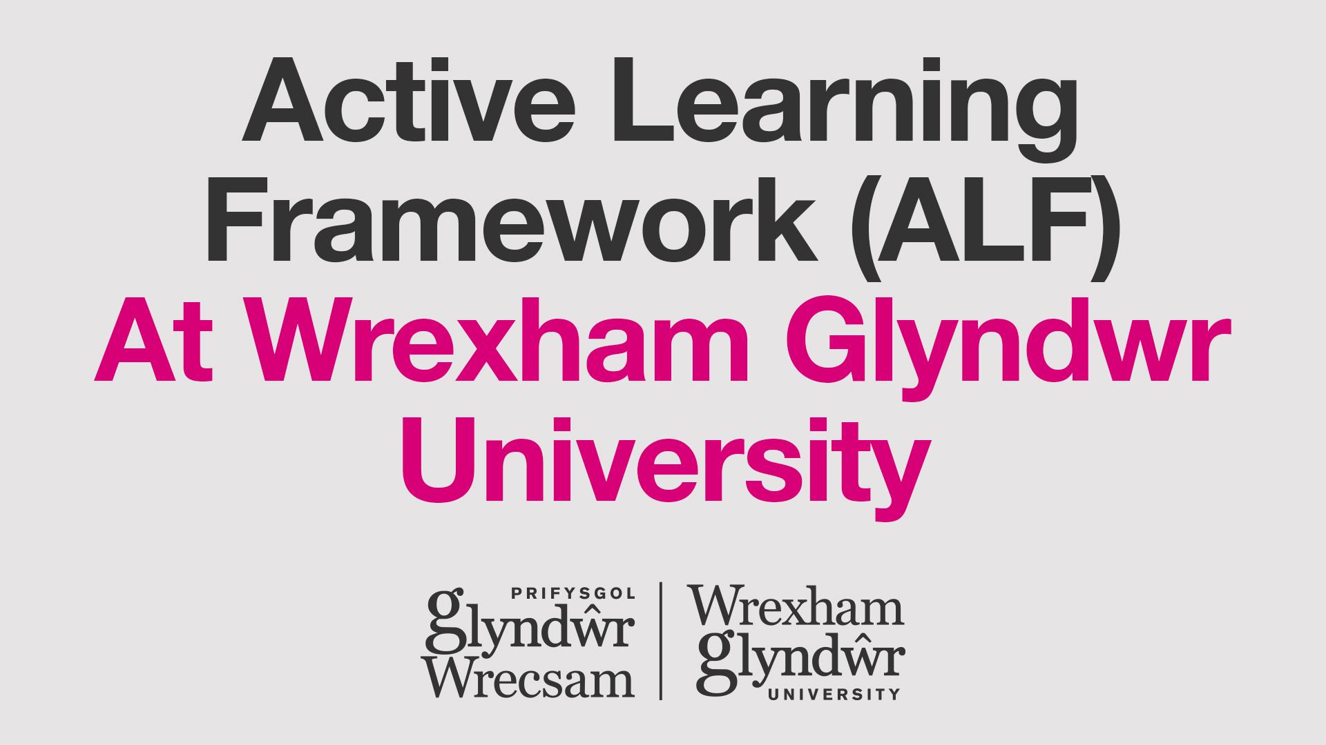 Active Learning Framework video