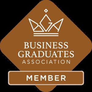 Business Graduates Association logo