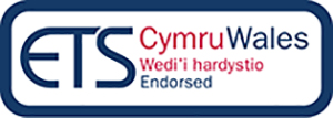 ETS Cymru logo