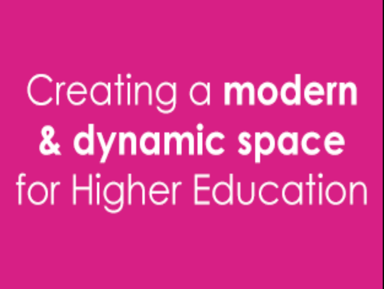 Campus 2025 modern spaces