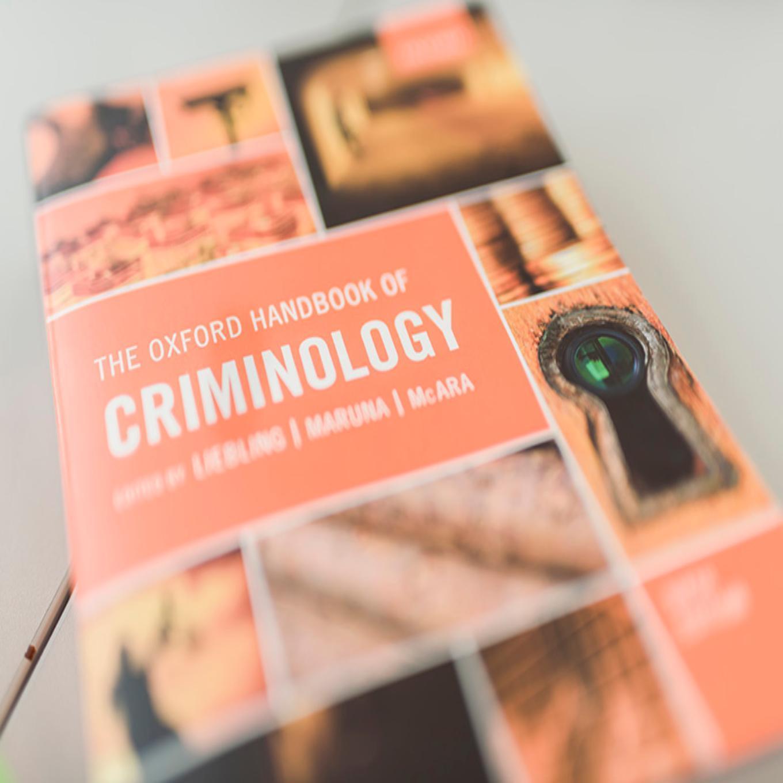 A criminology textbook