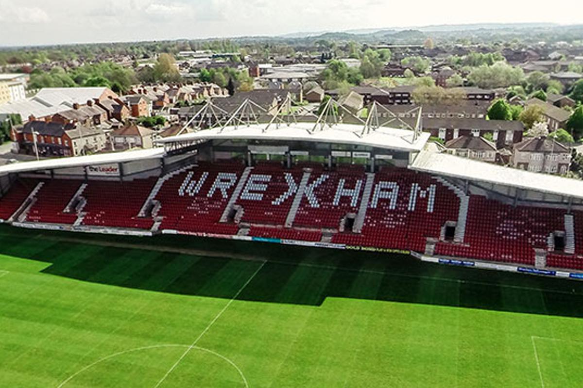Wrexham Football Club Stadium