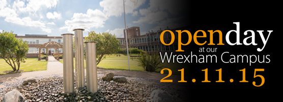 Glyndwr University Open Day