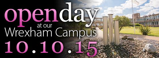 Glyndwr University Open Day